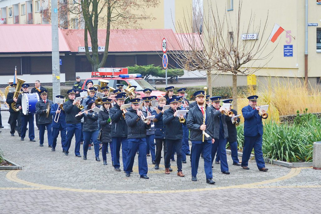 Święto Niepodległości 11.11.16 w Ozimku