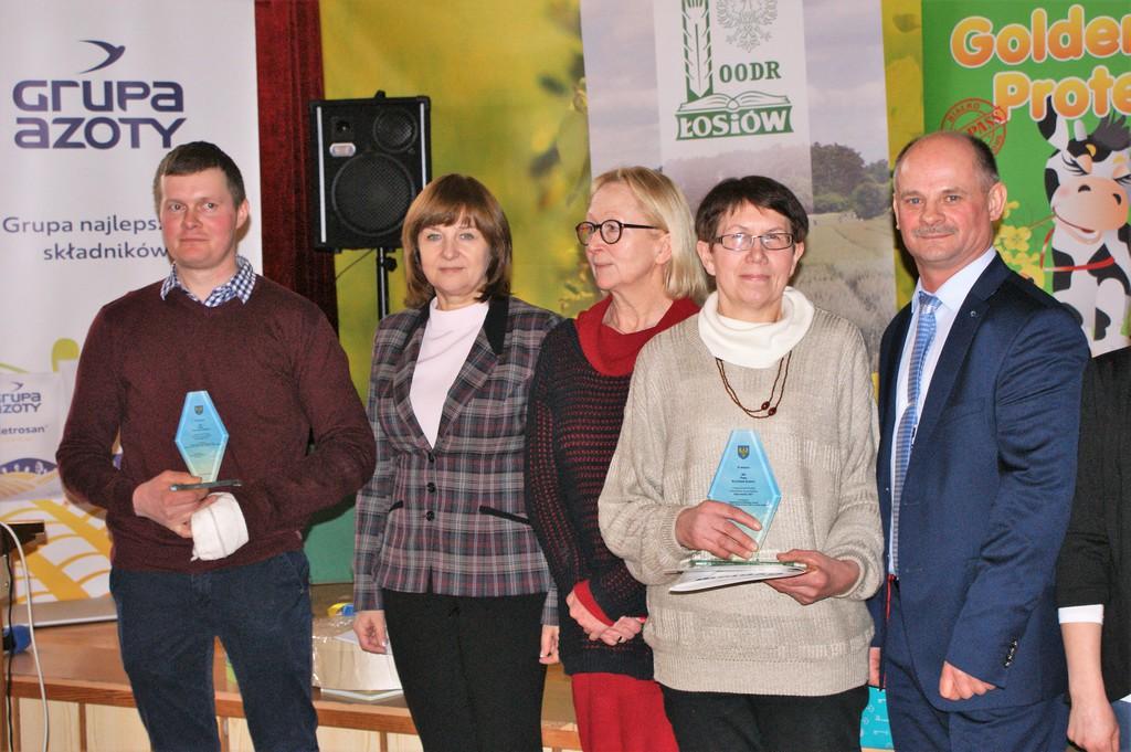 Wręczenie nagród w konkursie Supermleko 2017