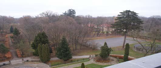 Park zamkowy w Tułowicach