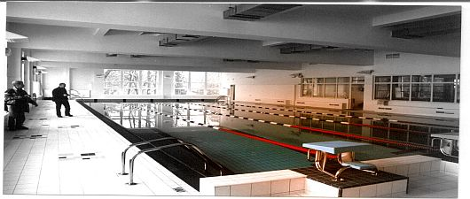 Basen w kompleksie sportowym Zespołu Szkół w Tułowicach