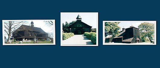 Drewniane kościoły w Czarnowąsach, Popielowie i Zakrzowie Turawskim
