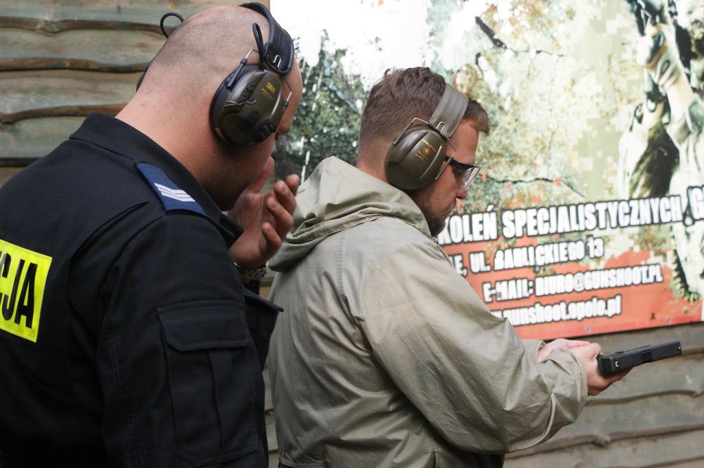 VI Zawody Strzeleckie Samorządowców (7.10.16)