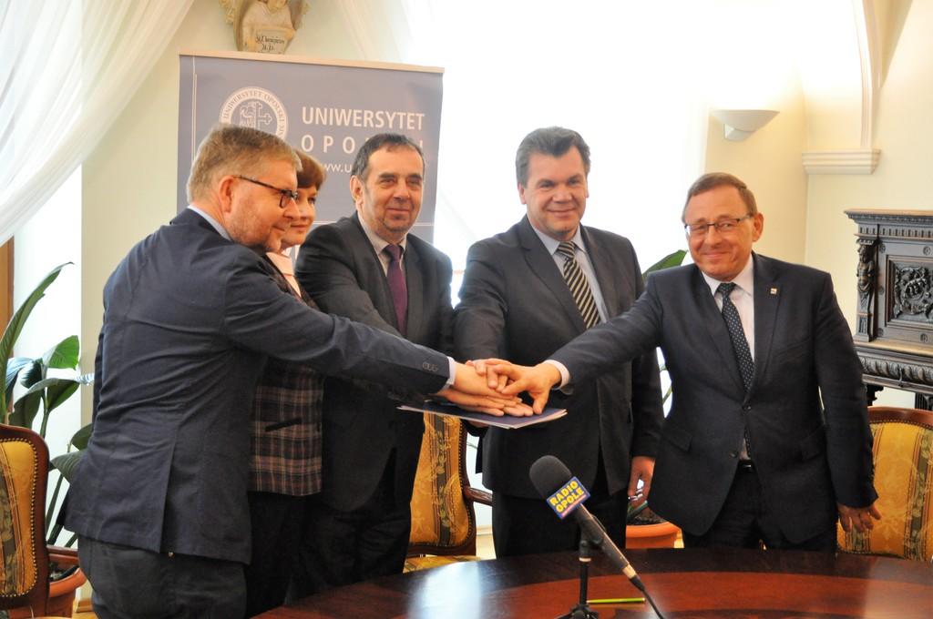 Podpisanie Porozumienia 30.03.2017