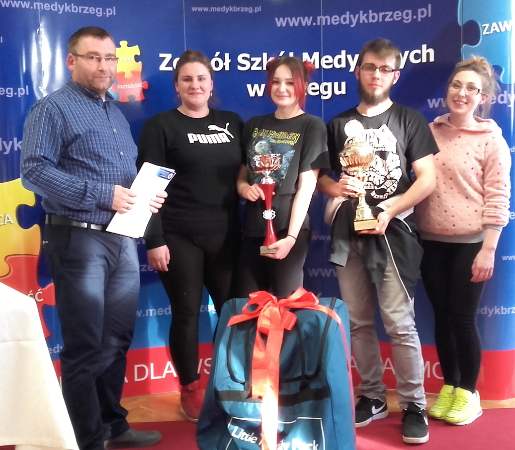 II Mistrzostwa Pierwszej Pomocy 25.03.2017