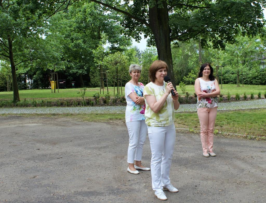 Dzień rodzicielstwa zastępczego i Dzień Dziecka w Domu Dziecka w Chmielowicach (31.05.17)