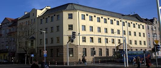 Główna siedziba Starostwa Powiatowego w Opolu