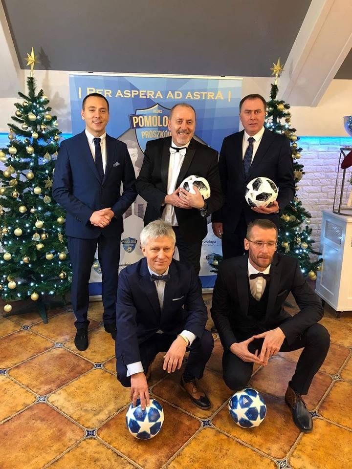 Sportowa gala na Pomologii w Prószkowie