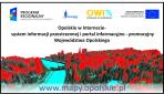 Opolskie w Internecie system informacji przestrzennej i portal informacyjno-promocyjny Województwa Opolskiego