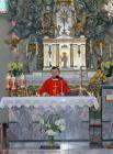 Ksiądz proboszcz - parafii w Karłowicach Henryk Kaczmarek