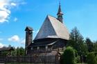 Drewniany kościół w Kolanowicach