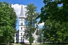 Kościół w Ozimku
