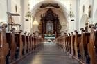 Ołtarz w Tarnowie Opolskim