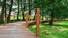 Park dworski w Chróścinie