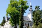 Zamek w Tułowicach