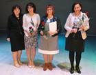 Nagrodzeni nauczyciele z Poradni Psychologiczno  - Pedagogicznej w Niemodlinie