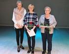 Nagrodzeni nauczyciele z Poradni Psychologiczno  - Pedagogicznej w Ozimku