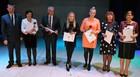 Nagrodzeni nauczyciele z Domu Dziecka w Turawie