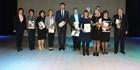 Nagrodzeni dyrektorzy jednostek oświatowych powiatu opolskiego