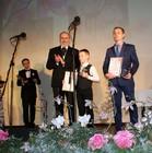 Wyróżnienie w kategorii Sportowiec Roku Rafał i Michał Talagowie