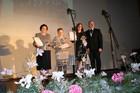 Animator Kultury - laureatka Elżbieta Scheitza, wyróżnienia: Katarzyna Paszula i Adelajda Pasoń
