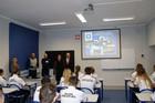 Galeria 28.11.16 otwarcie specjalistycznej sali lekcyjnej dla klas policyjnych