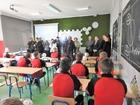 Otwarcie klasy piłkarskiej 13.02.18 ZS Prószków