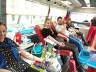 Zbiórka krwi HDK PSG w Opolu (8.03.18)