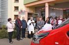 Galeria Przekazanie samochodu dla WTZ w Siołkowicach 5.04.2018