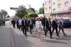 Galeria Uroczysta sesja Rady Miasta Ozimek (9.06.2018)