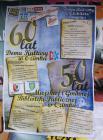60 - lecie Domu Kultury i 50 - lecie MiG Biblioteki Publicznej w Ozimku