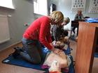 Galeria Szkolenie z pierwszej pomocy 25.03.2019