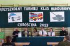 II Międzyszkolny Turniej Klas Mundurowych