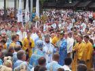 Uroczystości odpustowe w Gosziwie
