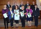 Nagrodzeni Nauczyciele z ZS w Ozimku