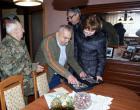 Spotkanie z kombatantami w gminie Ozimek